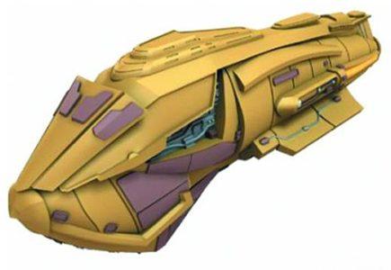 Star Trek Attack Wing: Ogla-Razik Expansion Pack