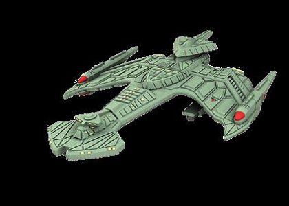 Star Trek Attack Wing: Regents Flagship Expansion Pack
