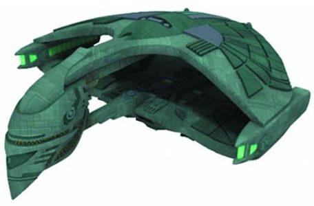 Star Trek Attack Wing: Romulan I.R.W. Haakona Expansion Pack
