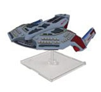 Star Trek: Attack Wing – U.S.S. Montgolfier Expansion Pack