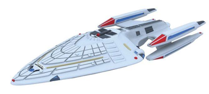 Star Trek: Attack Wing – U.S.S. Prometheus Federation Expansion Pack