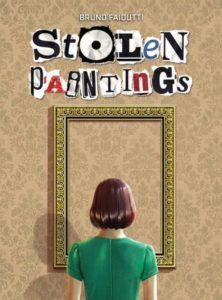 Stolen Paintings (damaged box)