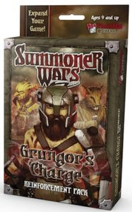 Summoner Wars - Grungor's Charge