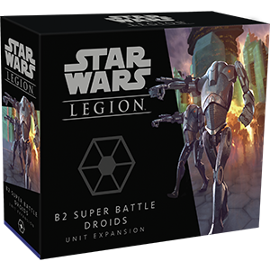 Star Wars: Legion - Super Battle Droids Unit Expansion