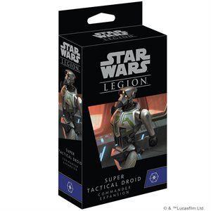 Star Wars: Legion – Super Tactical Droid Commander