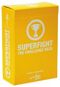 Superfight: The Challenge Deck