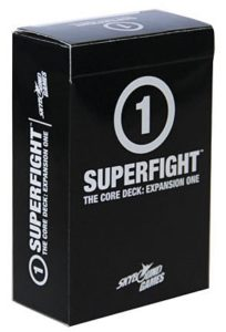 Superfight: The Core Deck – Expansion One