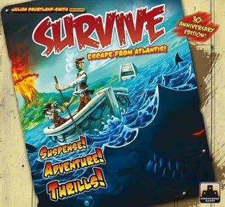 Survive: Escape from Atlantis 30th Anniversary