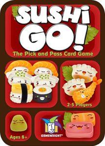 Sushi Go! REGULAR