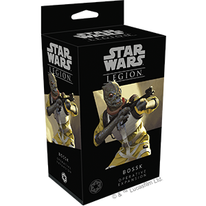 Star Wars: Legion – Bossk Operative