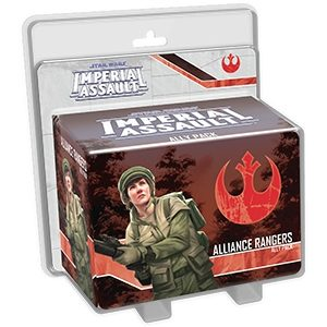 Star Wars: Imperial Assault – Alliance Rangers Ally Pack