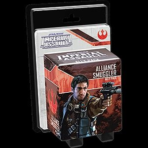 Star Wars: Imperial Assault – Alliance Smuggler Ally Pack
