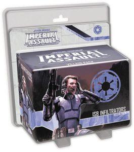 Star Wars: Imperial Assault – ISB Infiltrators Villain Pack
