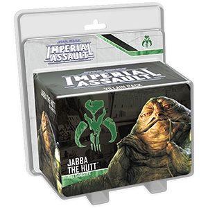 Star Wars: Imperial Assault – Jabba Villain Pack