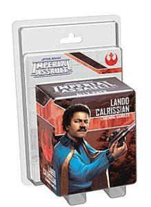 Star Wars: Imperial Assault – Lando Calrissian Ally Pack
