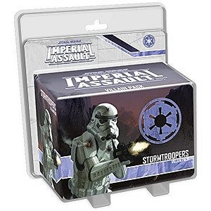 Star Wars: Imperial Assault – Stormtroopers Villain Pack