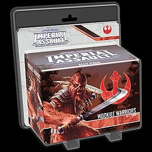 Star Wars: Imperial Assault – Wookie Warriors Ally Pack