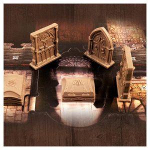 Sword & Sorcery: Doors & Chests