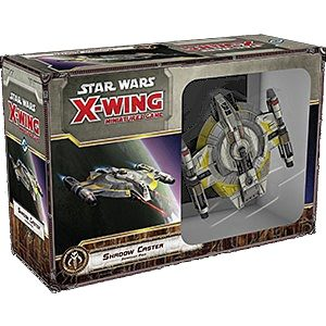 Star Wars: X-Wing Miniatures Game – Shadow Caster