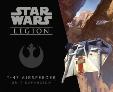 Star Wars: Legion – T-47 Airspeeder
