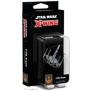 Star Wars: X-Wing (Second Edition) – T-70 Expansion Pack