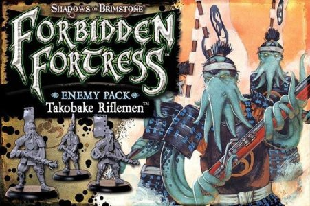 Shadows of Brimstone: Takobake Riflemen Enemy Pack