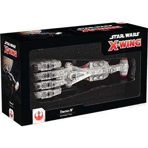 Star Wars: X-Wing (Second Edition) – Tantive IV Expansion