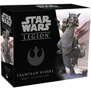 Star Wars: Legion - Tauntaun Riders Unit
