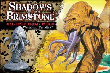 Shadows of Brimstone: Wasteland Terralisk