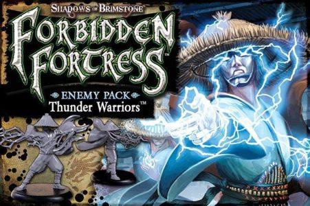 Shadows of Brimstone: Raijin Thunder Warriors Enemy Pack