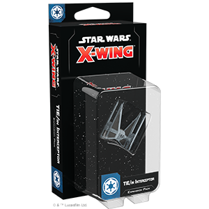 Star Wars: X-Wing (Second Edition) – TIE/in Interceptor Expansion Pack