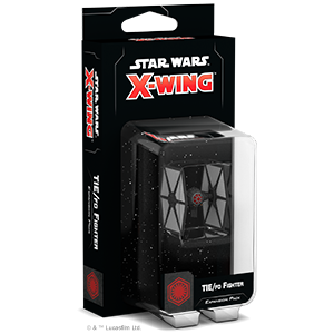 Star Wars: X-Wing (Second Edition) – Tie/fo Fighter Expansion
