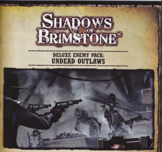 Shadows of Brimstone: Undead Outlaws Deluxe