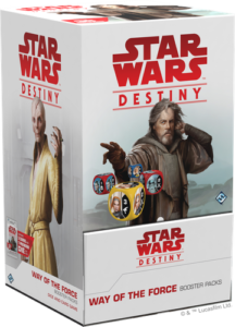 Star Wars: Destiny – Way of the Force Booster Box