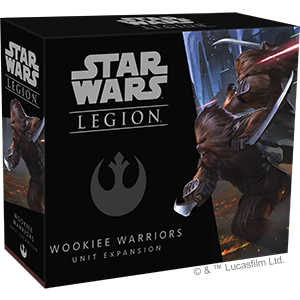 Star Wars: Legion – Wookie Warriors Expansion