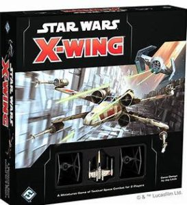 Star Wars: X-Wing Miniatures Game – Second Edition - Core Set