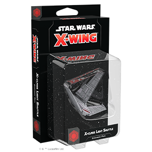 Star Wars: X-Wing Miniatures Game – Xi-class Light Shuttle Expansion Pack