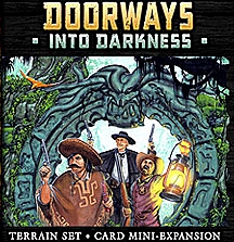 Shadows of Brimstone: Doorways Into Darkness Expansion board game