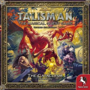 Talisman (Revised 4th Edition): The Cataclysm Expansion (Second Edition)