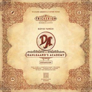 Trickerion: Dahlgaard's Academy