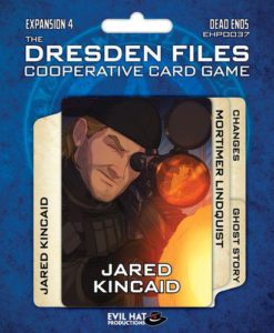 The Dresden Files Cooperative Card Game: Dead Ends