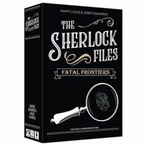The Sherlock Files: Vol IV – Fatal Frontiers