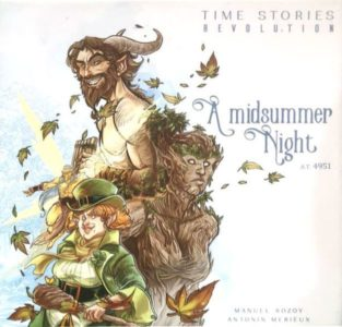 T.I.M.E. Stories Revolution: A Midsummer Night