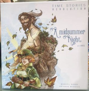 T.I.M.E. Stories Revolution: A Midsummer Night - PREORDER (Order by itself ONLY - see FAQ)