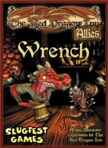 The Red Dragon Inn: Allies – Wrench