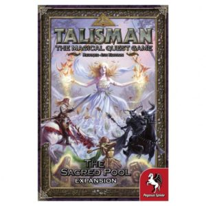 Talisman (Revised 4th Edition): The Sacred Pool Expansion (Second Edition)