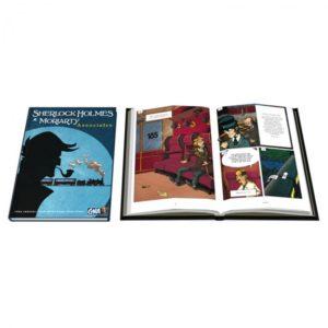 Sherlock Holmes and Moriarity Associates (graphic novel)
