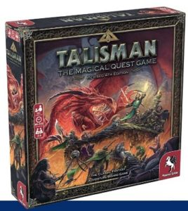 Talisman (Revised 4th Edition) (Second Edition)