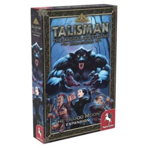 Talisman (Revised 4th Edition): The Blood Moon Expansion (Second Edition)