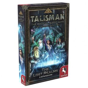 Talisman (Revised 4th Edition): The Lost Realms Expansion (Second Edition)